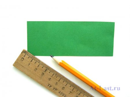 Поделка крокодил из бумаги