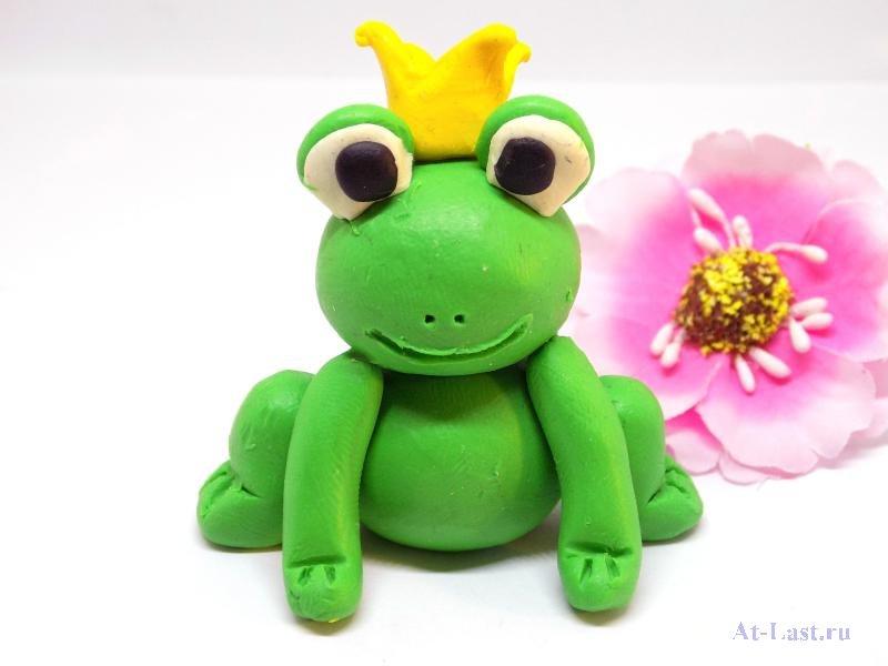 особо лягушка царевна из пластилина картинки качественно очистить